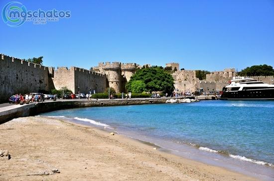 Rhodes Town, Rhodes Island, Greece