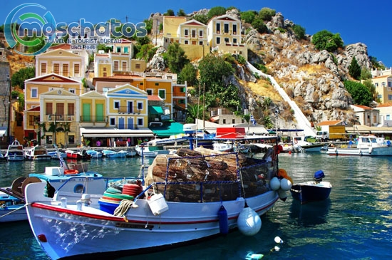 Symi, Dodecanese, Greece