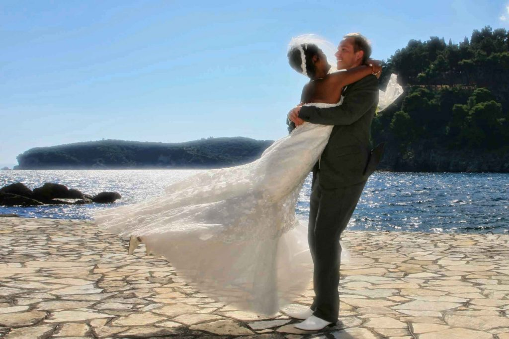Wedding, Rhodes Island, Greece
